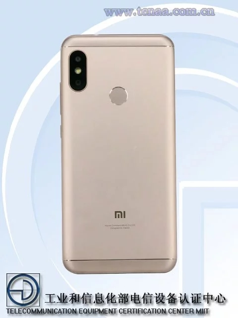 Xiaomi Redmi Note 6 (5X)